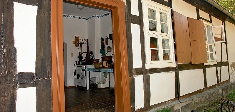 Museum Schönermark - Außenansicht